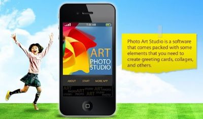 Collages con Photo Art Studio para Android