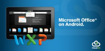 Microsoft Office gratis en tu tablet Android con CloudOn